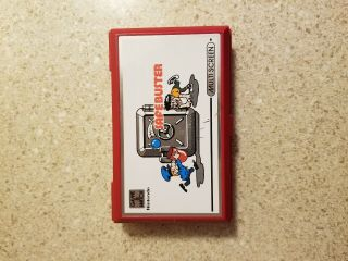 Nintendo Game And Watch Safebuster Multiscreen Game