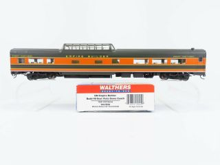 Ho Scale Walthers 932 - 9039 Gn Great Northern Vista Dome Coach Passenger Car Rtr