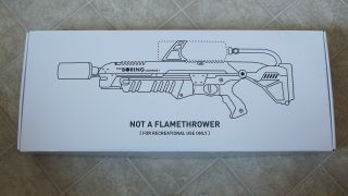 Not A Flamethrower - By The Boring Company