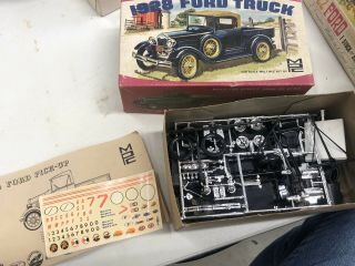 Mpc Model Kit 1928 Ford Truck 1/25 Scale 304 - 150 - Unbuilt