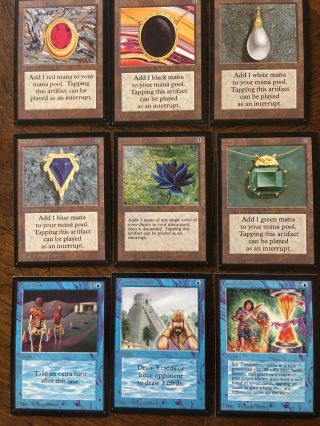 Complete Magic: The Gathering Collectors' Edition (ce) Boxed Set -