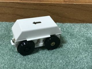 Tomy Big Loader Thomas The Train Motorized Chassis White 1977 2001 Great