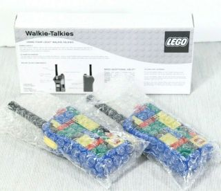 Lego Walkie Talkies,  With Batteries