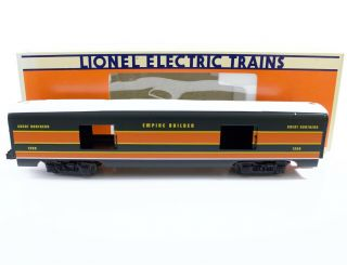 Lionel O 6 - 19116 Great Northern Gn 1200 Empire Builder Baggage Passenger Car